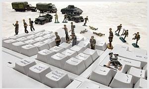 hackers - cyber war